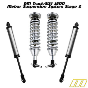 Mebar GM Truck 1500 [07+] Suspension System Stage 2