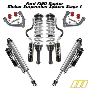 Mebar Ford Raptor [10+] Suspension System Stage 1