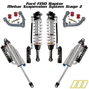 Mebar Ford Raptor [10+] Suspension System Stage 2