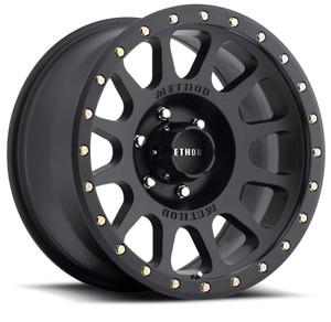 Method Race Wheel - NV Matte Black 17x8.5