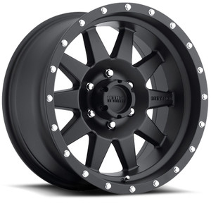 Method Race Wheels - The Standard Black Painted 17x8.5
