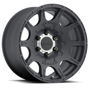 Method Race Wheels - Roost Painted Black 17x8.5