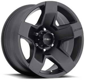 Method Race Wheels - Fat Five Matte Black 17x8.5