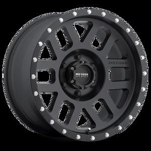 Method Race Wheels - MR306 Mesh Matte Black 17x8.5