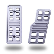 C5 / Z06 Heel-to-Toe Gas and Dead Pedal Set