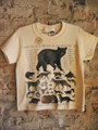 One Black Bear Tee Shirt