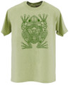 Earth Art Frog T-Shirt