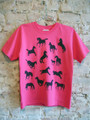 Pink Horse Tee