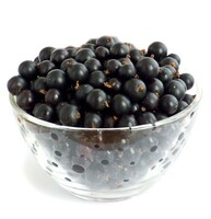 Frozen Black Currants-De-stemmed-25 lb