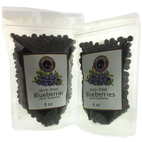 Quick-Dried Blueberries