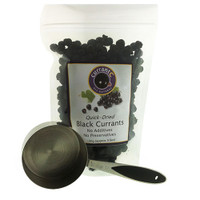 CurrantC Quick-Dried Black Currants