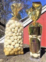 Yogurt Covered Dried Black Currants - 1/4lb Gift