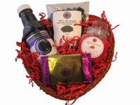 CurrantC™ Heart Gift Basket
