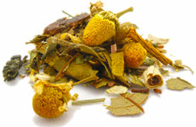 Relax the mind and body with this blend of soothing botanicals. Chamomile, St. John's Wort and gingko help to relieve the stress and tension of daily life and lift your spirits. Naturally caffeine free.