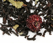 Premium black tea from Sri Lanka flavored with sweet blueberries. A wonderfully smooth treat, delectable both hot and cold. If you have yet to try gourmet blueberry tea, you'll be pleasantly surprised by its superior taste. Indulge your taste buds. Give our Blueberry Tea a try.