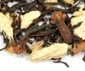 To most Westerners, it is a little known fact that the word 'Chai' simply means 'tea' in Hindi. Therefore, all teas are technically chais. However, instead of the 'chai' that most Americans are used to (which usually contains really bad tea), we offer a Masala Chai tea - premium Ceylon black tea with a unique blend of spices; cinnamon, cardamon, and ginger.