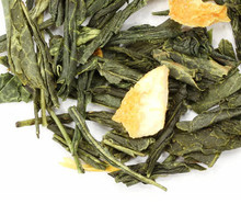 Green tea from China with the delicate flavors of lemon and lime. The clean vegetal notes of the green tea blend seamlessly with the citrus crispness. Delightfully sweet, lifted by the freshness of the lemon-lime. Not too dry or too citrusy. An Adagio customer favorite, perfect hot or iced.