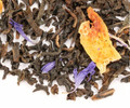 Black tea from Ceylon, decaffeinated using a superior CO-2 process. The latter is all natural and gentle, allowing tea leaves retain their delicate shape and flavor. Flavored with bergamot, a citrus fruit. Makes a tasty cup of tea, both hot and iced.
