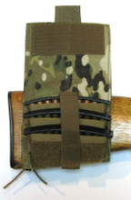SKS Clips held in by elastic retentsion strap