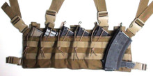 SKS Magazine Chest Rig - Holds 6 SKS Duckbill magazines!