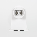 Satco 80-1498 Plunger T8 and T12 High Output Recessed DC Fluorescent Socket