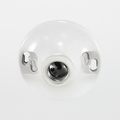 Satco 90-480 4-Terminal Phenolic Medium Base Ceiling Receptacle