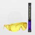 """Nebo """"The Larry"""" 8 UV LED Leak Detector Light Kit"""