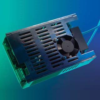 Ushio HBX 76 Electronic Power Supply For Short Arc Mercury And Xenon Lamps