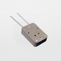 QCX-34 Rectangular Ceramic Socket for Halogen Fiber Optic Illuminators