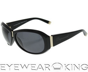 New Authentic DSquared2 Sunglasses Frame DQ 0037 01A