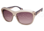 New Authentic Balenciaga Light Brown Wine Sunglasses Frame BAL 0098 UI2 Angle-1 | Eyewearking.com