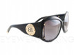New Authentic Balenciaga Shiny Black Sunglasses Frame BAL 0015 807 Angle-2 | Eyewearking.com