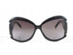 New Authentic Balenciaga Shiny Black Sunglasses Frame BAL 0015 807 Angle-3 | Eyewearking.com
