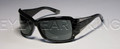 New Authentic Balenciaga Shiny Black Sunglasses Frame BAL 0013 584 Angle-1 | Eyewearking.com