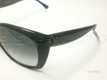 New Authentic Balenciaga Shiny Black Sunglasses Frame BAL 0081 807 Angle-2 | Eyewearking.com