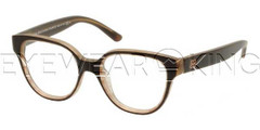 New Authentic Balenciaga Brown Clear Eyeglasses Frame BAL 0118 XQA Angle-1 | Eyewearking.com