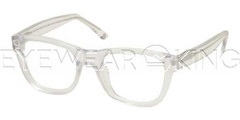 New Authentic Balenciaga Clear Eyeglasses Frame BAL 0119 900 Angle-1 | Eyewearking.com