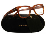 New Authentic Tom Ford Light Tortoise Eyeglasses Frame TF 5216 052 Angle-1 | Eyewearking.com