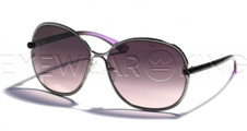 New Authentic Tom Ford Shiny Silver Sunglasses Frame TF 222 Leila 14Z Angle-1 | Eyewearking.com