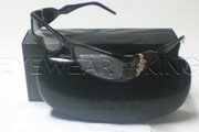 New Authentic Roberto Cavalli Shiny Black Eyeglasses Frame RC 0483 01A Angle-1 | Eyewearking.com