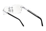 Brand New FRED Model MOVE EVO F2 Color 002 Eyeglasses Guaranteed Authentic with a Case Included!