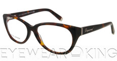 New Authentic Dark Tortoise Eyeglasses Frame DSquared2 DQ 5007 052 Angle-1 | Eyewearking.com