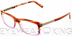 New Authentic Havana on Purple Eyeglasses Frame DSquared2 DQ 5010 65A Angle-1 | Eyewearking.com