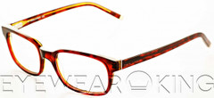 New Authentic Dark Tortoise Eyeglasses Frame DSquared2 DQ 5024 55A Angle-1 | Eyewearking.com