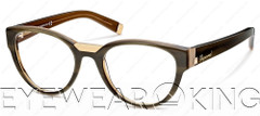 New Authentic Dark Olive Eyeglasses Frame DSquared2 DQ 5043 045 Angle-1 | Eyewearking.com