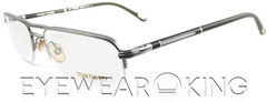 New Authentic Tom Ford Silver Eyeglass Frame FT 5048 753