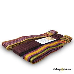"MayaWear Bundle Bandana   - ""Harmony, Chocolate & Amber Oak"""