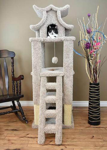 Premier Designer Cat Pagoda