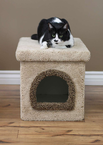 New Cat Condos Premier Small Litter Box Enclosure