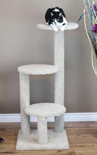 """New Cat Condos 46"""" Cat Tree"""